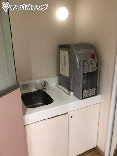 アトレ吉祥寺(2F 女性用お手洗いトイレ)