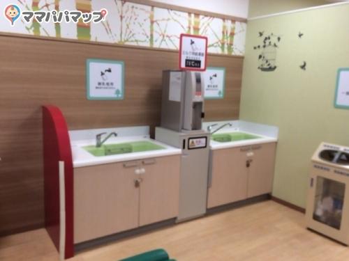イオンマリンピア店(3階 赤ちゃん休憩室)