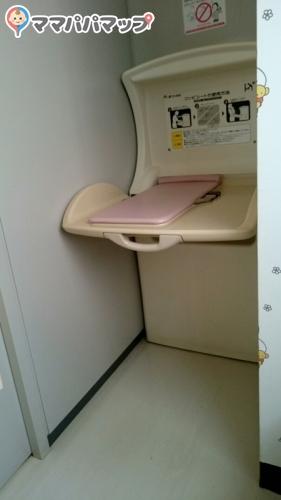函館中央病院(2階小児科内)