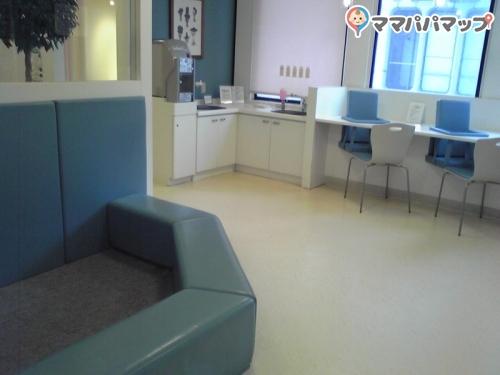 西武渋谷店(A館7階 ベビー休憩室)