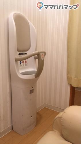 マルイファミリー溝口(8F ベビー休憩室)