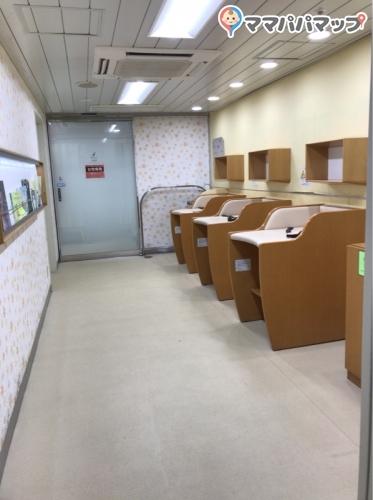 横浜駅構内(中央北改札内)