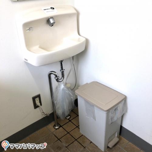 取手市役所 取手支所(福祉会館外トイレ)