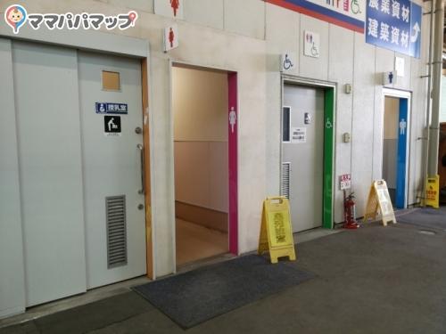ホームセンターコーナン 松山三津浜店(1F)