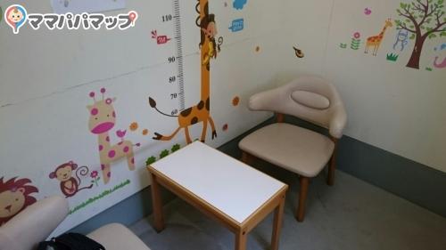 姫路市立動物園(はく製展示室横の一角)