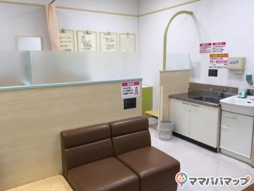 イオン伊勢店(2階 赤ちゃん休憩室)