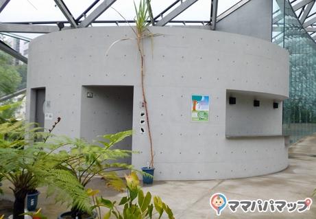 新宿御苑(大温室)