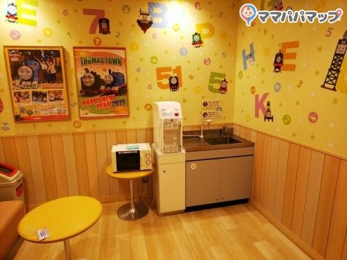 ららぽーと新三郷店(2F ラウンド1付近)
