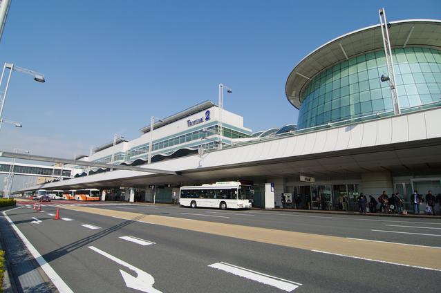 羽田空港(空路) image