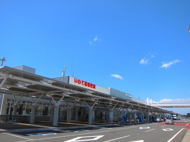 花巻空港(空路) image