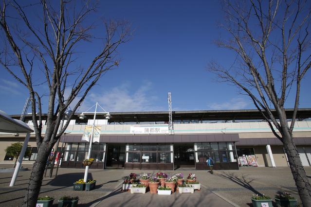 蒲郡 image