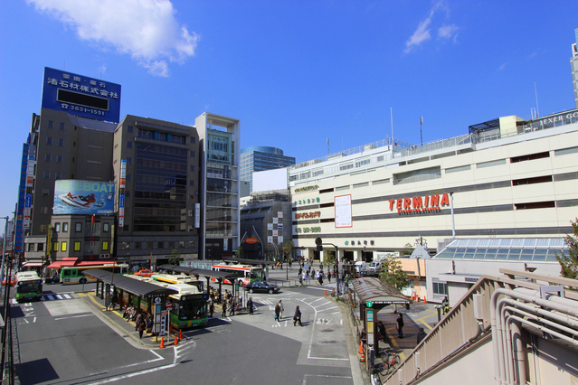 錦糸町 image