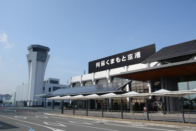 熊本空港 image