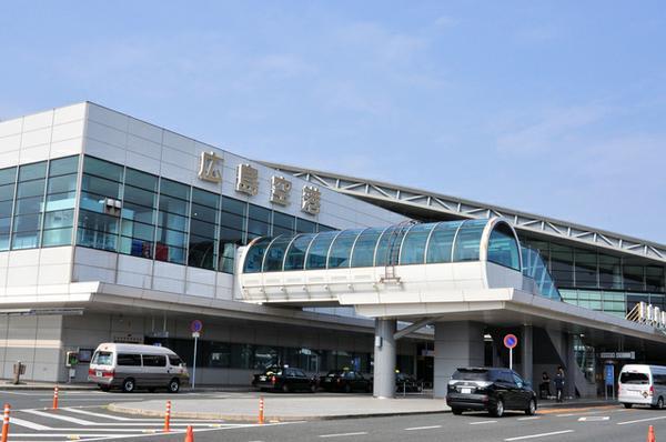 広島空港 image