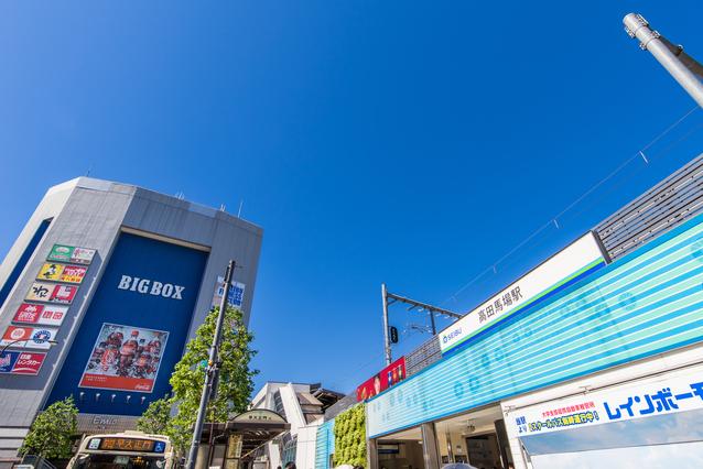 高田馬場 image