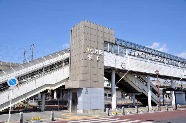 小金井 image