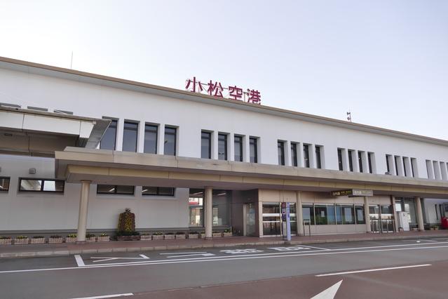 小松空港 image