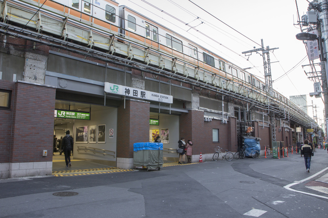 神田(東京都) image