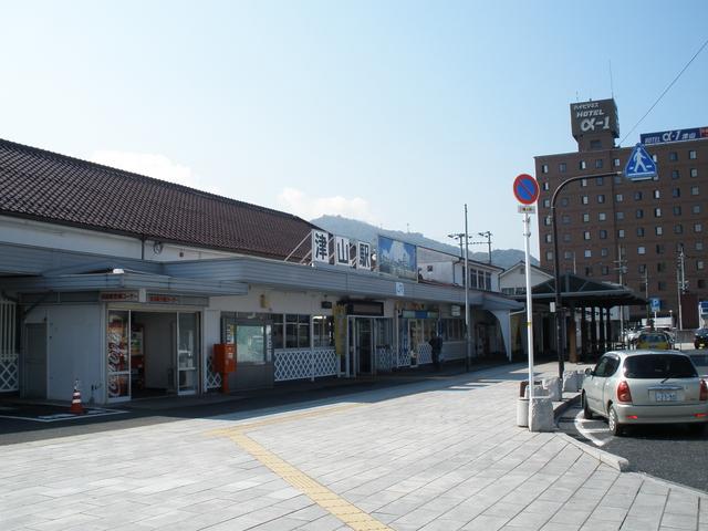 津山 image