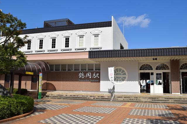 鶴岡 image