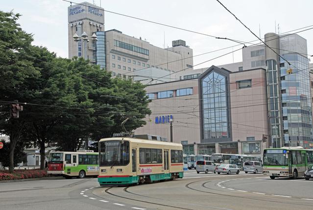 電鉄富山 image