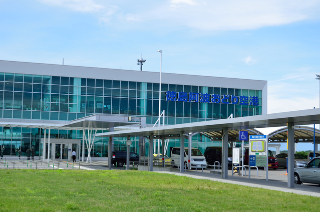 徳島空港 image