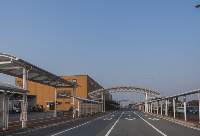 米子空港(空路) image